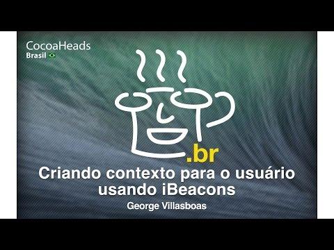 Cocoa Talk #3 - Criando contexto para o usuário usando iBeacons