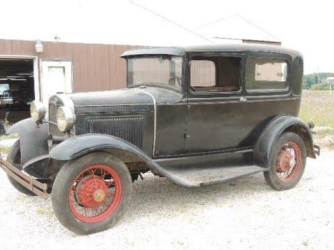 1931 ford model a briggs body 2 door sedan for sale for 1931 ford 2 door sedan