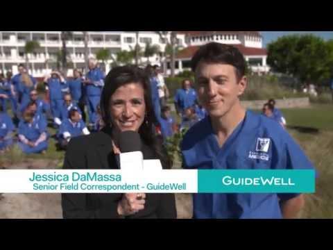 Dr. Daniel Kraft and Jessica DaMassa at #xMed 2015
