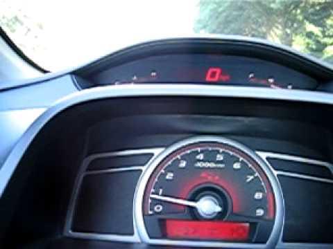 2006 Honda Civic Si Stock 0-60 - YouTube