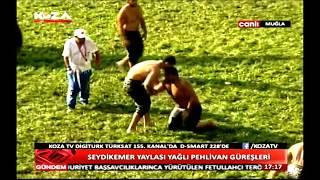 KÜRŞAT KORKMAZ - RECEP KARA YENİŞ (SEYDİKEMER YAĞLI GÜREŞLERİ 2017)