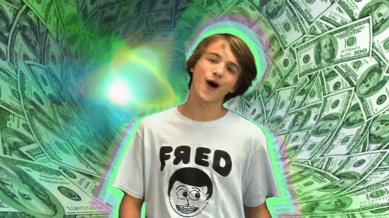 fred figglehorn christmas cash youtube - Fred Christmas