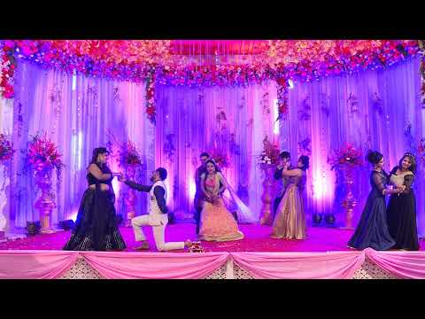 DANCE PERFORMANCE ON HUM SAATH SAATH HAI