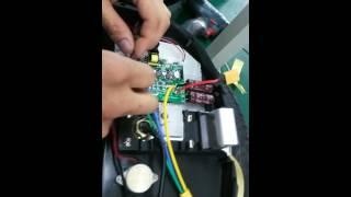 gotway acm battery assembling
