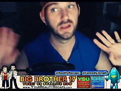 BIG BROTHER 17 POST SHOW RECAP: 8/27 (PART 4)