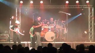 AlcoholicA - Seek & Destroy (Metallica) - Festival de la Gourgane de Albanel - 24 juillet 2014