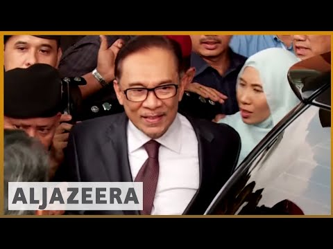 🇲🇾 Malaysia: Anwar Ibrahim released after getting full pardon | Al Jazeera English