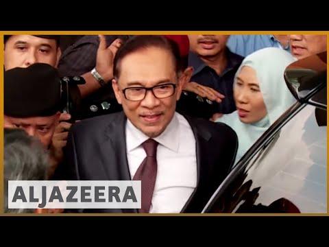 🇲🇾 Malaysia: Anwar Ibrahim released after getting full pardon | Al Jazeera English