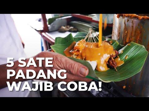 5 Sate Padang wajib coba di Medan
