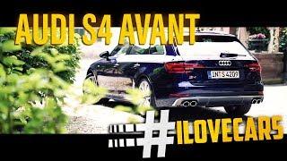 Audi S4 Avant 3.0TFSI quattro 2016 Test review - #ilovecars