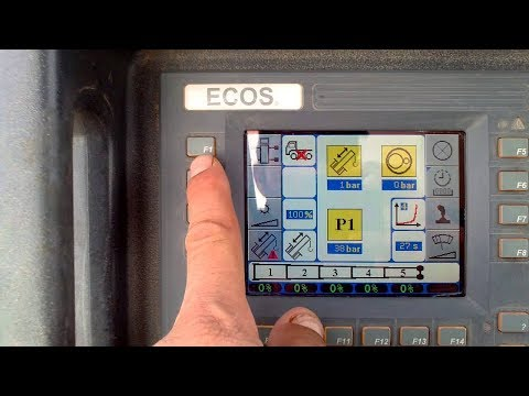 walk around grove ECOS Error Codes 07