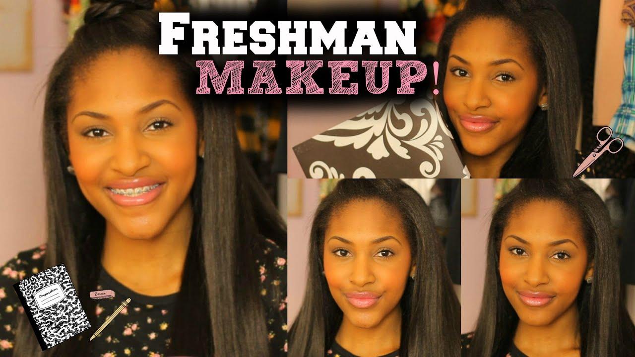 Freshman makeup tutorial images any tutorial examples back to school makeup tutorial for freshman 9th grade youtube baditri images baditri Gallery
