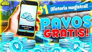 HOW TO GET PAVos FREE!! at FORTNITE XBOX, PC, PS4 FREE V BUCKS