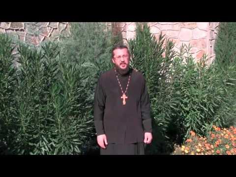 Что делать, если вы потеряли обручальное кольцо. Священник Игорь Сильченков.