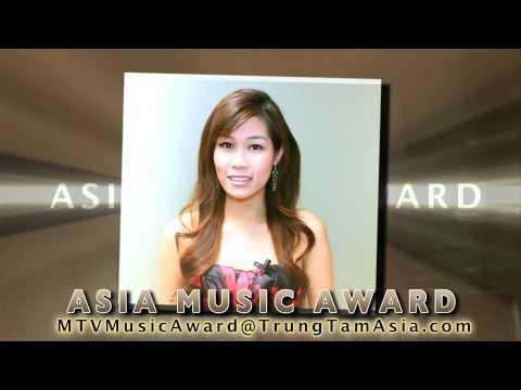 """""""Asia Music Award"""" với Lindsey Đổ Tiên Dung"""