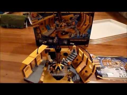 Dr Who Tardis Console Room Mega Set