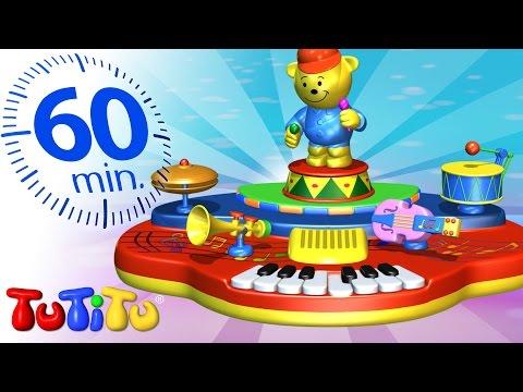 TuTiTu Português | Tabela musical | E Outros brinquedos | Especial de 1 Hora