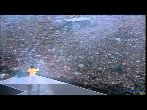 Queen At Wembley|#1 One Vision,Tie Your Mother Down