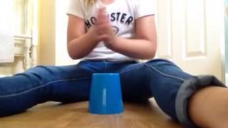 How to do the cup song Thumbnail