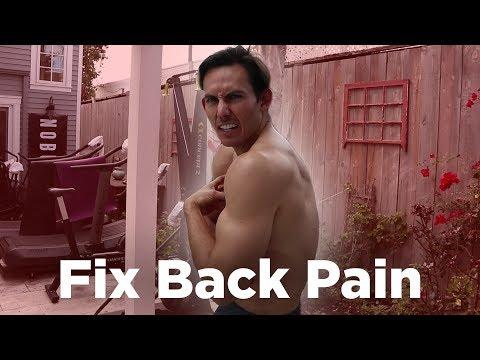 Rowing Machine: Back Pain Fix Tutorial - Part 2