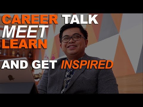 Elizabeth International Sekolah Perhotelan di Bali, Ezzy Career Talk