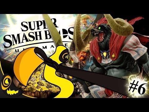LIVING THROUGH ME... | Super Smash Bros. Ultimate | World of Light #6 thumbnail