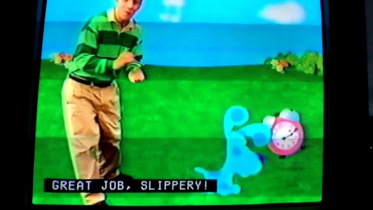slippery soap blue s clues. Blue\u0027s Clues I Won\u0027t Give Up (Slippery) Slippery Soap Blue S