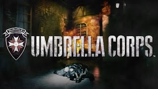 Live Action Universal Studios Trailer - Resident Evil: Umbrella Corps