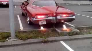flamin' Buick Riviera