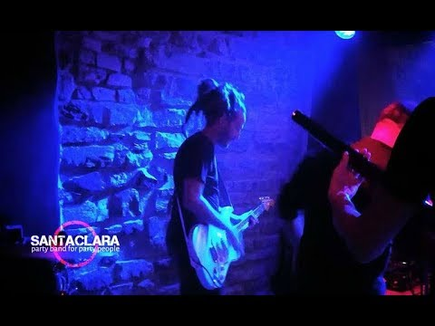 Caruso - Lucio Dalla (SANTACLARA band | Live Rock Cover)