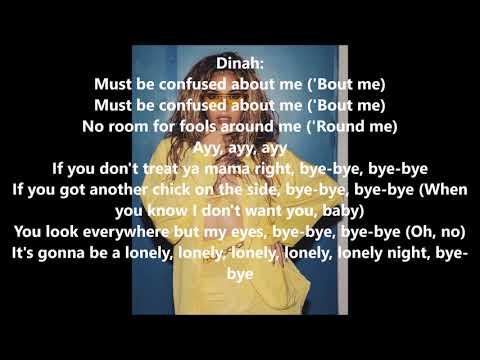 Fifth Harmony - Lonely Night Lyrics