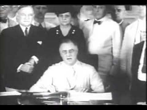 Franklin Roosevelt Social Security