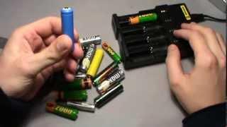 Восстановление аккумуляторных батареек