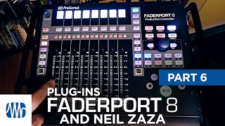 PreSonus—Neil Zaza on the Faderport 8 Part 6: Plugins