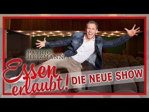 Essen erlaubt! YouTube Hörbuch Trailer auf Deutsch