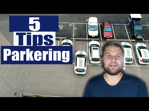 5 tips parkering