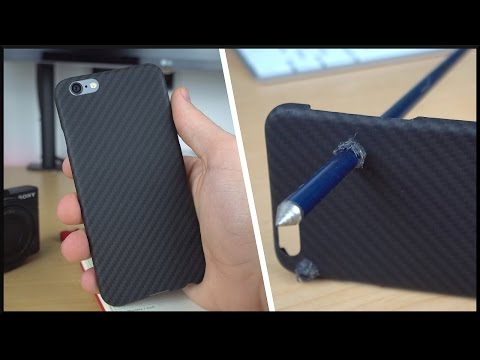 Bullet-proof iPhone Case!?