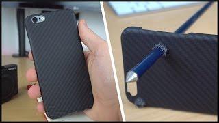 Bullet-proof iPhone Case!?
