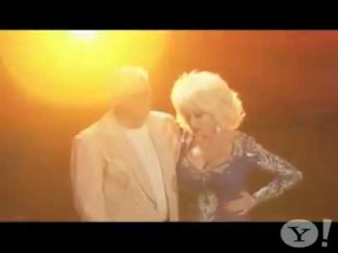 George Jones & Dolly Parton - The Blues Man (Music Video)