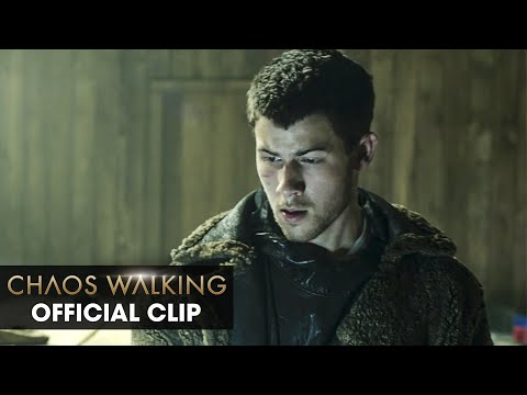 "Chaos Walking (Full Movie) ""Viola and Davy Jr"" Official Clip – Daisy Ridley, Nick Jonas Movie"
