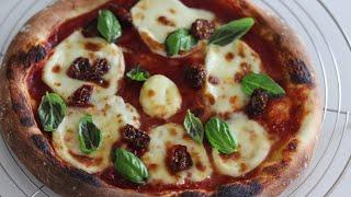 반죽기 없어도 할수있는 무반죽 피자 도우와 3가지피자 …
