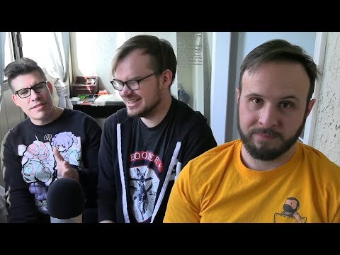 Bruce, Lawrence, And Criken Talk To The Internet #15