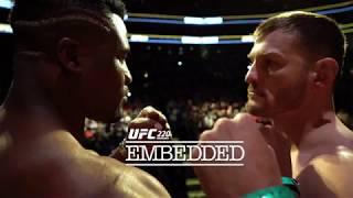 Frank Munoz UFC 220 Daniel Cormier