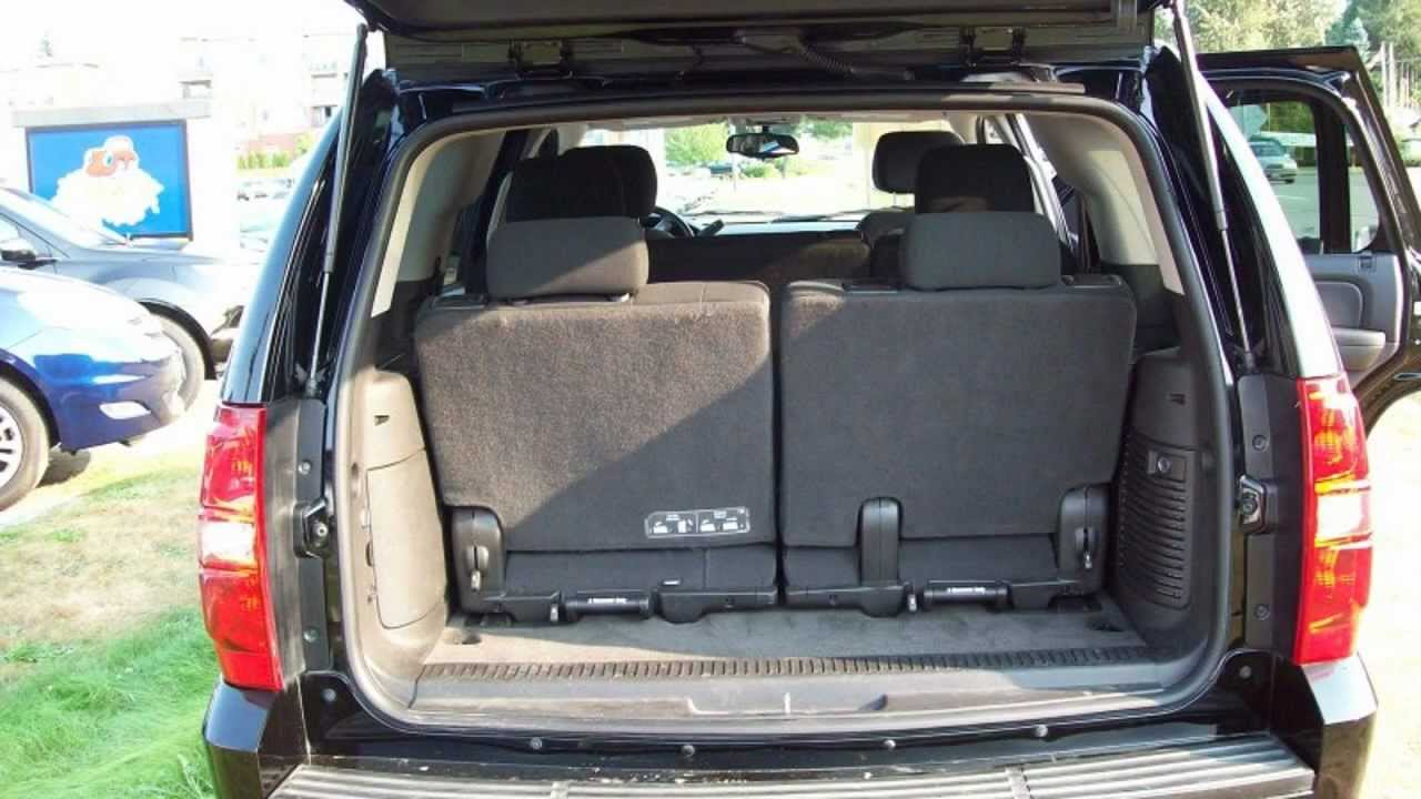 how many seats in a chevy tahoe. Black Bedroom Furniture Sets. Home Design Ideas