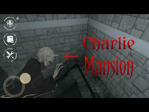 SCARY GAME - Eyes The Horror Game HD - Charlie Mansion - COMPLETE GAMEPLAY