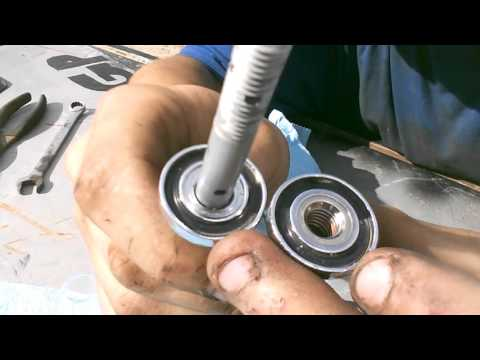 cleaning a fuel filter youtubecleaning a fuel filter