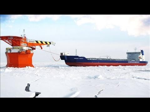 Wrong Type of Ice Hampers the Northern Sea Route