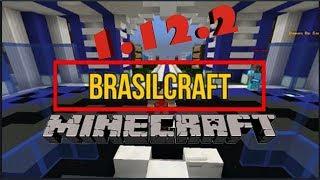 Servidor de Minecraft 1.12.2 PIRATA E ORIGINAL! - SURVIVAL - SKYWARS - PETS [BrasilCraft]