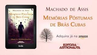 Memórias Póstumas de Brás Cubas - Booktrailer