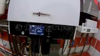 Керування та настроювання газового котла Viessmann